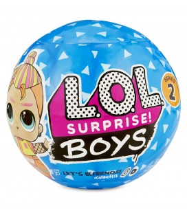 LOL  Surprise Boys Serie 2